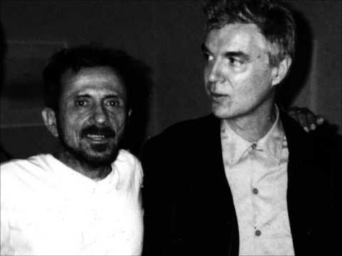 Tom Zé with David Byrne