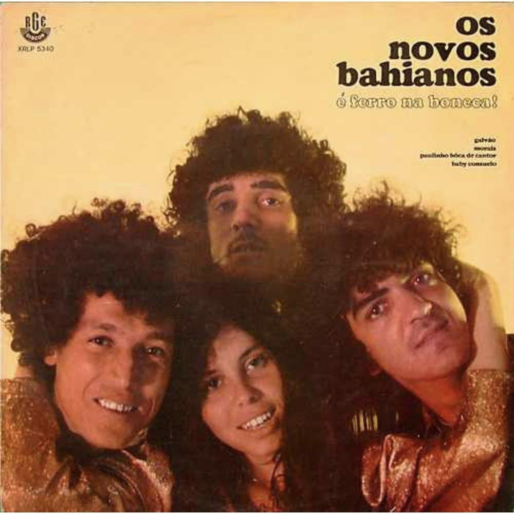 É Ferra Na Boneca cover 1969