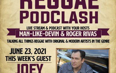 My Reggae Podclash Episode!
